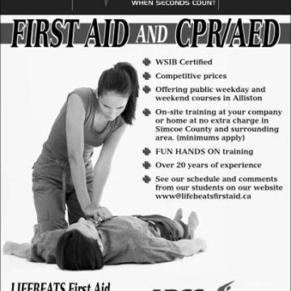 Lifebeats First Aid